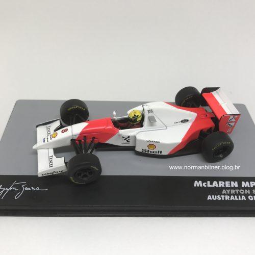 McLAREN FORD MP4/8 GP AUSTRÁLIA