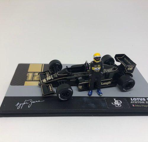 1986 - LOTUS RENAULT 98T GP BRASIL
