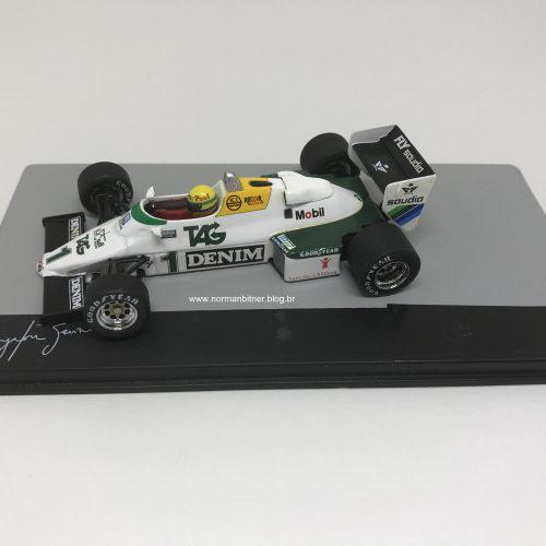 1983 - WILLIAMS FORD FW08C