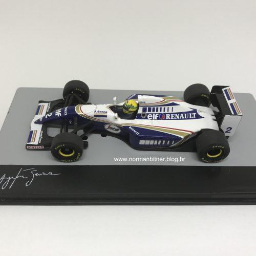 WILLIAMS RENAULT FW16